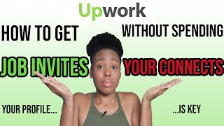 Get Your First Upwork Job Without Spending Any Upwork Connects | Make Money Online 2020
