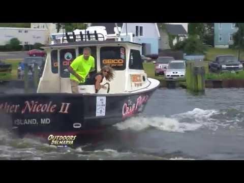 Extreme Boat Docking