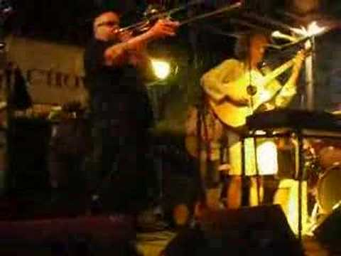 "Entrain plays ""Mexican Bus"" at the Green Parrot in Key West"