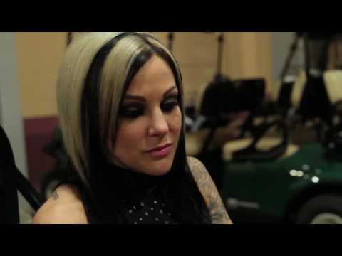 Velvet Sky Says Goodbye to TNA IMPACT WRESTLING - Thanks Fans