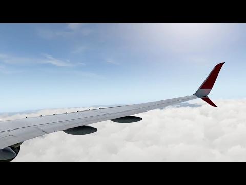 (X-Plane 11) Zurich to Innsbruck - Boeing 737-800!