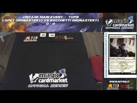 MKM Series Rome - Vintage - Top8 Part1