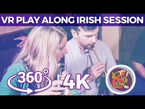 FUN Tin Whistle PLAY ALONG SESSIONS: Practice Your Tin Whistle In A Genuine Irish Music Pub Session