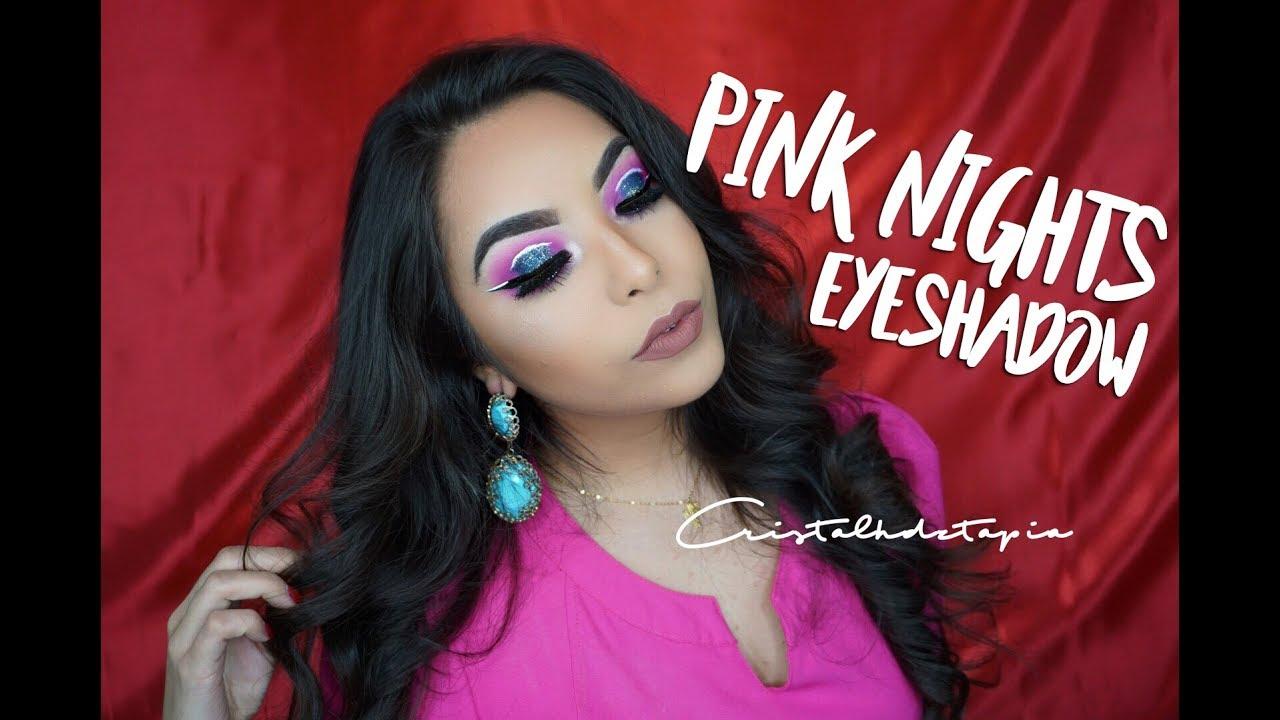 Pink Nights Eyeshadow CRISTALHDZTAPIA Pink Nights Eyeshadow