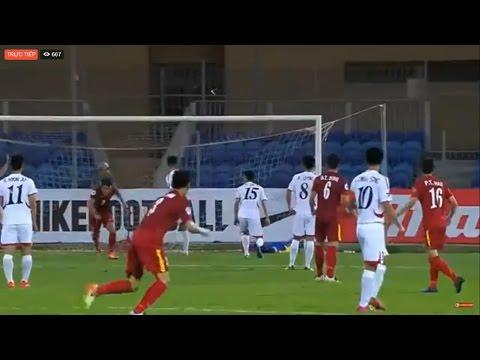 U19 VIỆT NAM 2-1 U19 TRIỀU TIÊN [Hiệp 1]: CHẤN ĐỘNG | VCK U19 Châu Á