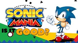 Sonic Mania: IS IT GOOD? - The Know Game News
