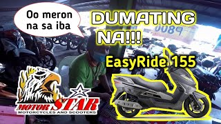 NMAX COPY | MOTORSTAR EASY RIDE 155 | MERON NA DAW?