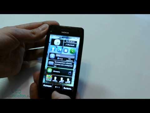 Обзор Nokia X7, распаковка, демонстрация Symbian Anna