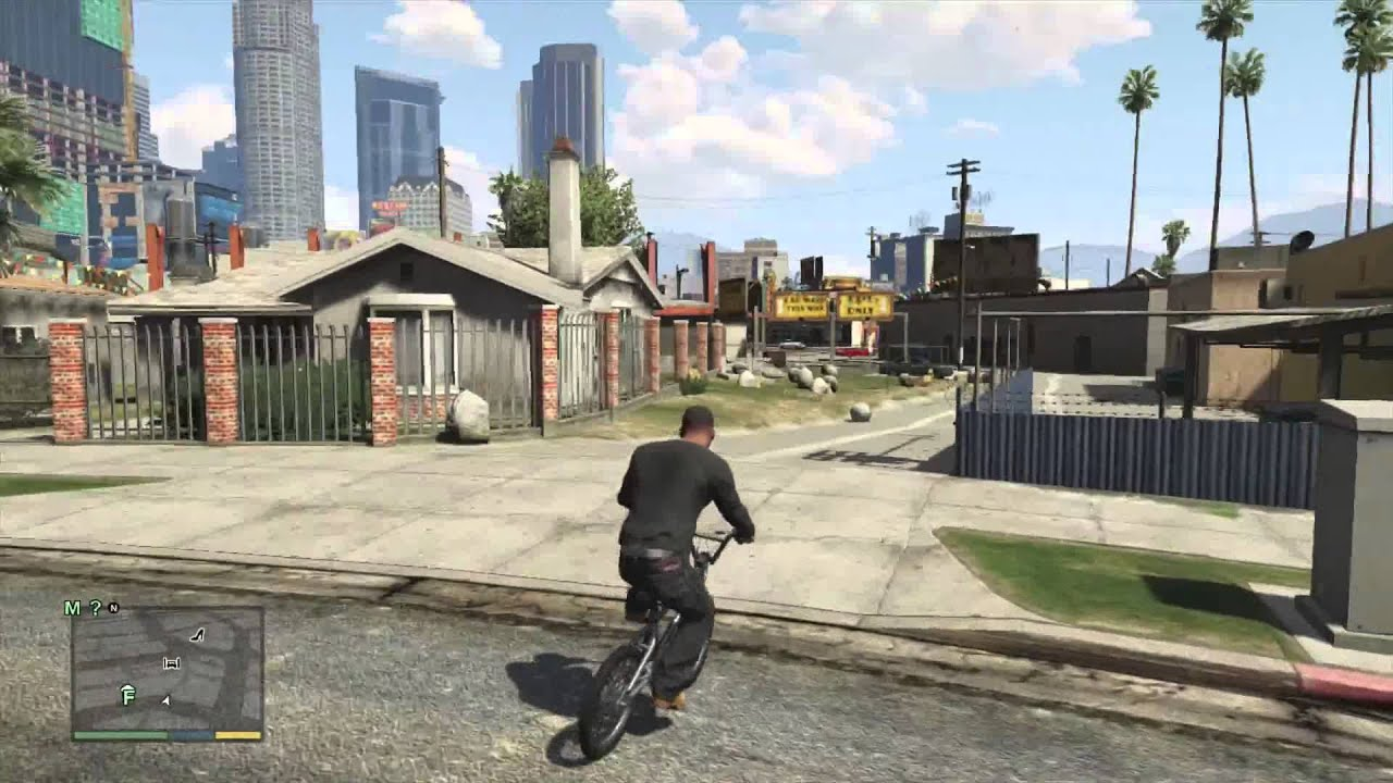 Grand Theft Auto 5 Full Download - ISO/ZIP File [No ...