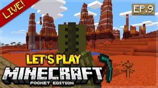 minecraft pe simple survival #9