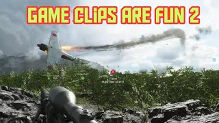 Game Clips Are Fun 2 - Battlefield V, Apex Legends, Titanfall 2