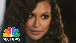 Video Shows Glee Actress Naya Rivera Renting Boat Before Disappearance | NBC Nightly News