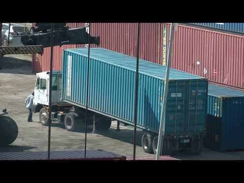 freight operations at Antigua Port Authority, St. John's, Antigua extended view (1 of 2)