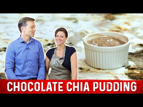 Chocolate Chia Pudding Recipe (Keto-Friendly)