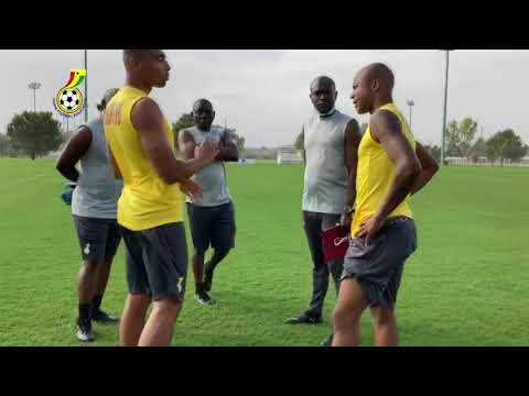 GHANA CONTINUES PREPARATION FOR MALI, QATAR - DAY TWO VIDEO