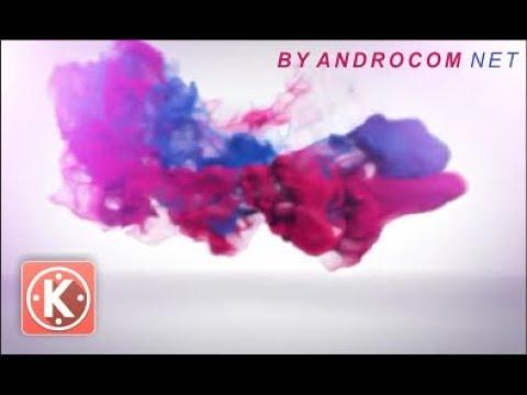 Cara Membuat Opening/Intro Asap di HP Android | Kinemaster INTRO SMOKE
