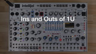 The Ins and Outs of 1U