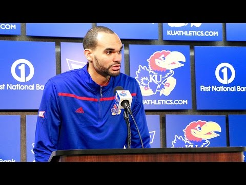 NCAA Selection Sunday Press Conference // Kansas Basketball // 3.13.16