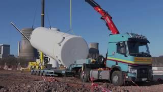 Vidéo #2 Construction usine METEX NOOVISTA 10 03 2020