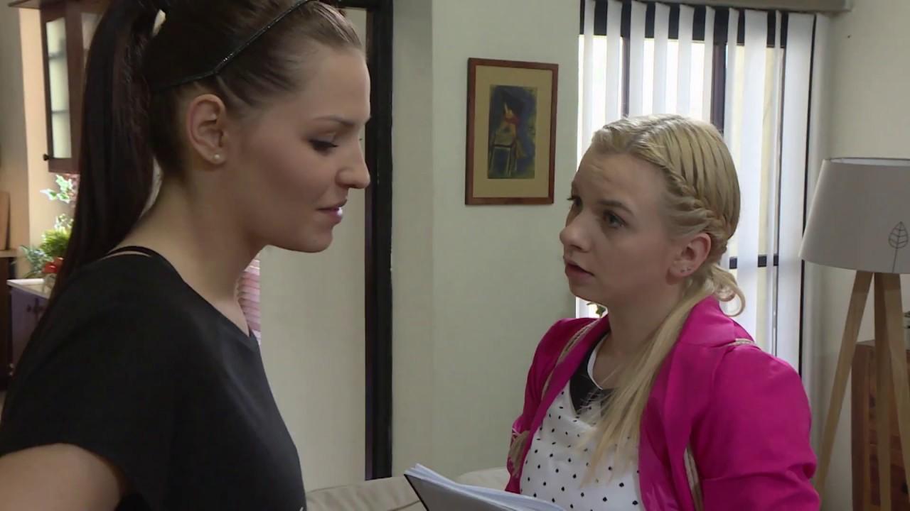 Lena była pod wrażeniem, że prowokacja Sary miała pozytywny efekt [19+  ODC. 157]