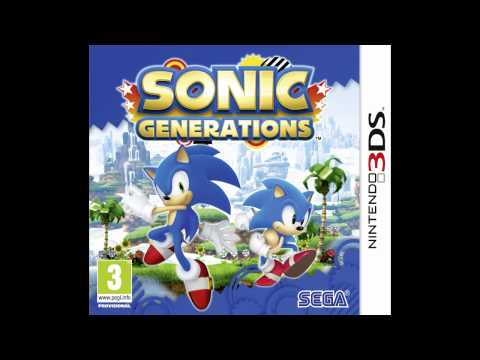 [Music] Sonic Generations 3DS - Tropical Resort (Modern)