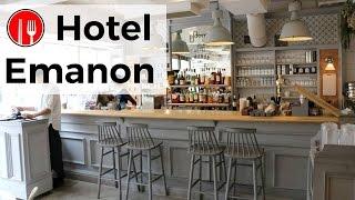 HOTEL EMANON - DINER VINTAGE & MODERNE TOKYO - FAIT AU JAPON