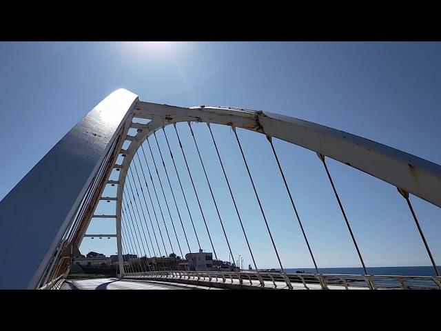 Manutenzione straordinaria del Ponte sul fiume Arena