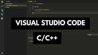 Hướng dẫn sử dụng Visual Studio Code lập trình C/C++