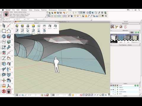 Discover form•Z Part 3: Creating contemporary 3D forms.