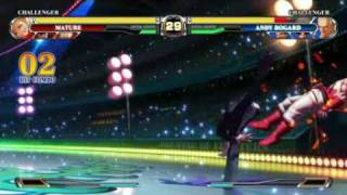 KOF XII Basic Thuganomics feat Mature