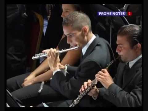 Gustavo Dudamel / SBYOV Shostakovich Symphony 10.mvt III 1/2