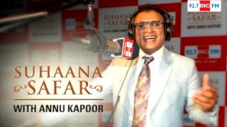 with Annu Kapoor Sho...