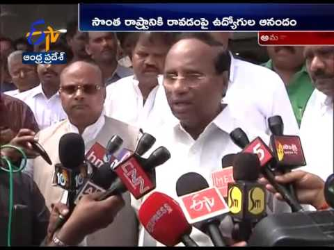 Budget session to begin from March 13 | Staff of AP Legislature moved to Amaravati