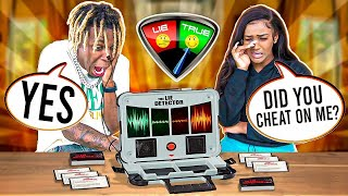 COUPLES LIE DETECTOR TEST (SHE CHEATED ON ME!!!)