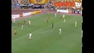 Manuel Fernandes - Arsenal Tula 0 - 2 L.Moskova.. (-1.GOL-) 10.08.2014