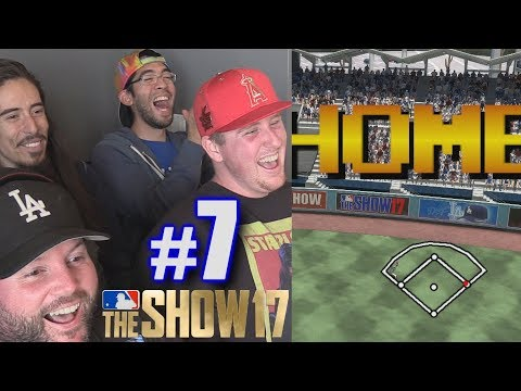 RETRO MODE VS. SPIDEY (FEATURING ANDY AND JEFF)! | MLB The Show 17 | Retro Mode #7