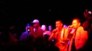 """Sokół Pono """"W aucie"""" Koncert """"Zip Skład"""" London 09.02.2008"""