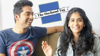 The Husband Tag: Your Questions Answered | 4th Wedding Anniversary Special