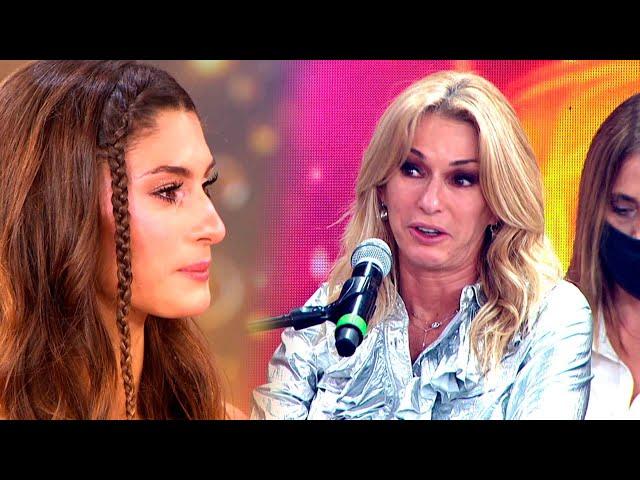 Lola Latorre se quebró y no pudo evitar el llanto con las palabras de Yanina Latorre