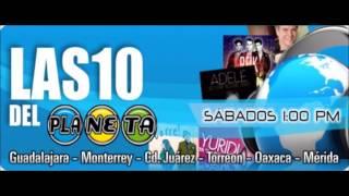 Las 10 Mejores del Planeta 103.5 FM Los Mochis