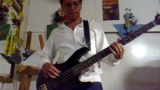 The Cranberries Cape Town bass cover