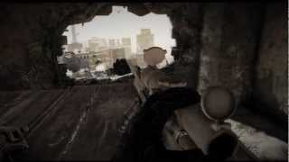 Medal of Honor Warfighter Solo Campaign Mission 3: Shore Leave [no commentary]