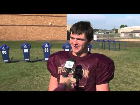 Royalton High School Football Team - Lakeland News Sports - September 25, 2013