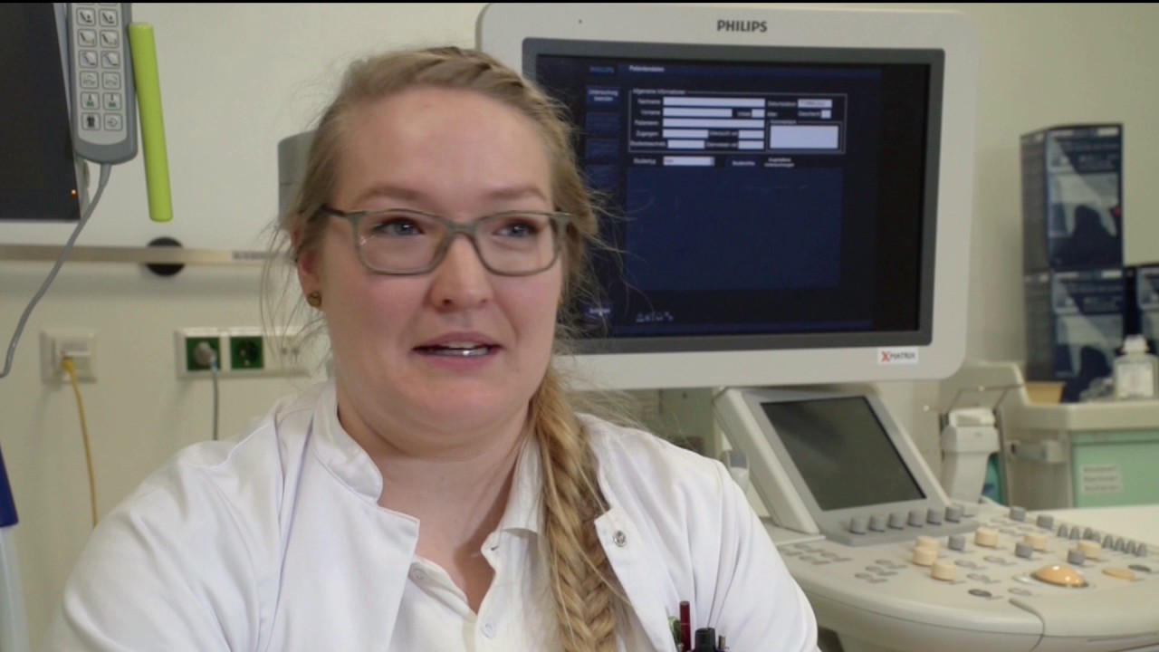 Saskia Löbner | Assistenzärztin Frauenklinik am CTK