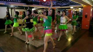 EZ As A Woman Line Dance(By Miae Kim)