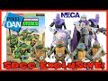 Teenage Mutant Ninja Turtles NECA Toys SDCC 2017 Exclusive Figure Set Video Review