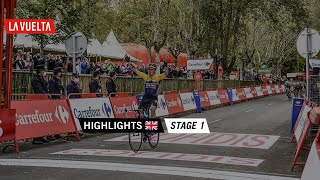 Highlights - Stage 1 | La Vuelta 20
