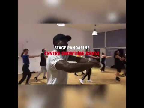 Stage Pandarine - Centre Showtime Danse - PARTIE 2