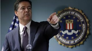 COMEY EXPOSED FOR TREASONOUS CRIME AGAINST AMERICANS  LOCK HIM UP!