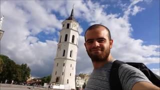 ERASMUS LİTVANYA-VİLNİUS GEZİSİ / 2016 EKİM :)